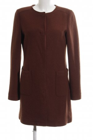 Marc O'Polo Wool Coat brown business style