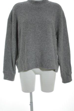 Marc O'Polo Jersey de lana gris claro mullido