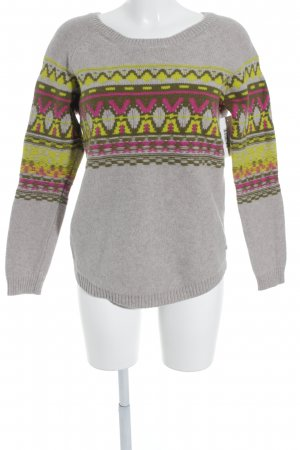 Marc O'Polo Wollpullover mehrfarbig Casual-Look