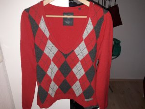 Marc O'Polo V-Neck Sweater multicolored wool