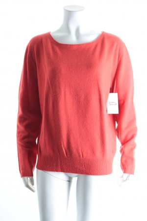 Marc O'Polo Wollpullover rot Casual-Look