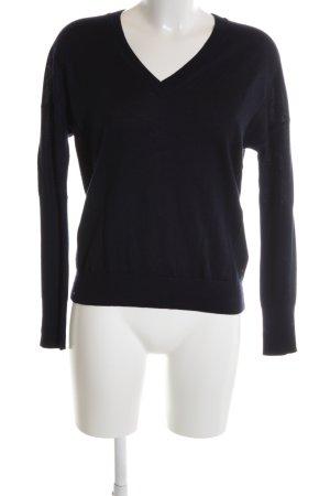 Marc O'Polo Wool Sweater black casual look