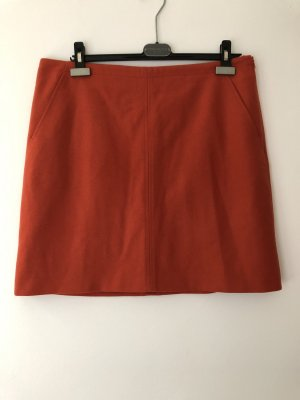 Marc O'Polo Wool Skirt russet