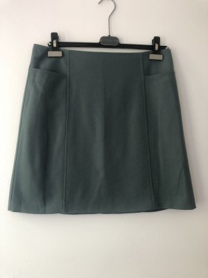 Marc O'Polo Wool Skirt pale blue