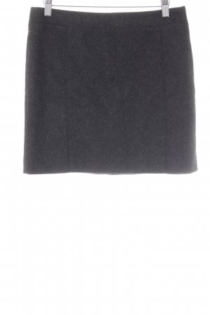 Marc O'Polo Wollrock anthrazit Casual-Look