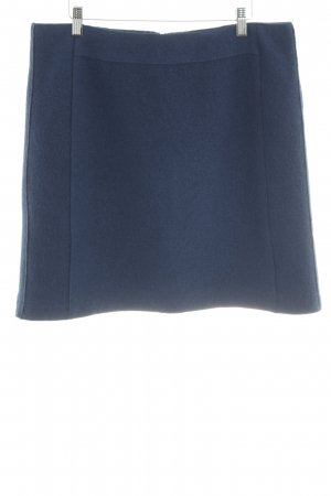 Marc O'Polo Wollen rok neon blauw zakelijke stijl