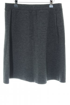 "Marc O'Polo Wool Skirt ""Cosy double face"" dark grey"