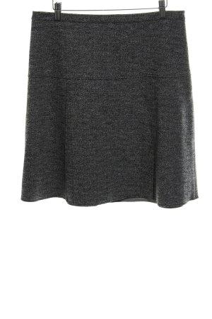 Marc O'Polo Gonna di lana grigio scuro-grigio chiaro stile semplice