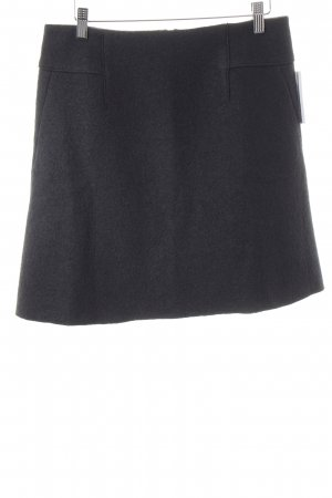 Marc O'Polo Wool Skirt grey classic style