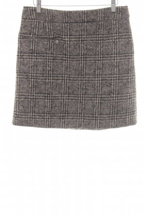 Marc O'Polo Wool Skirt check pattern casual look