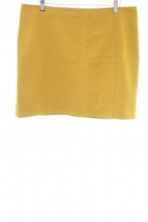 Marc O'Polo Wool Skirt lime yellow casual look