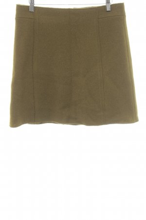 Marc O'Polo Wool Skirt olive green casual look