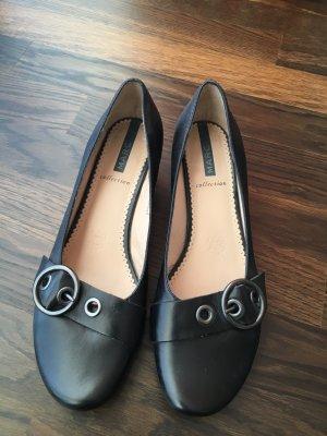 MARC Shoes Pumps Schwarz Gr. 40, wie NEU
