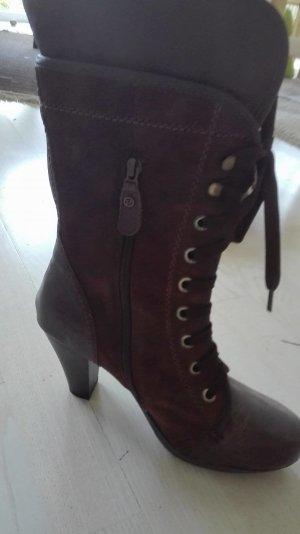 Marc Shoes Stiefelette Gr. 41 braun