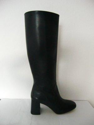Marc Stiefel, absolut neu, echt Leder, schwarz, Gr. 38, Absatz 7 cm