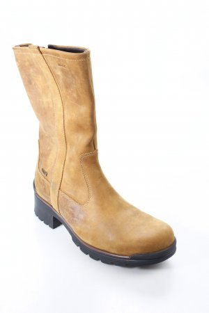 MARC Winterstiefel hellbraun Casual-Look