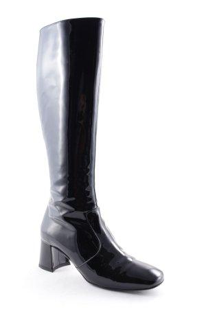 Marccain Absatz Stiefel schwarz Elegant