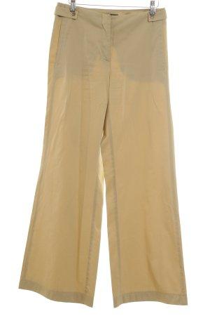 Marccain Marlenehose beige Business-Look