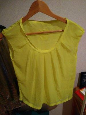 Marccain neon gelb tshirt