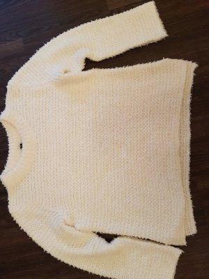MarcCain Pullover Gr. 38/40 *hochwertig*wollweiss*must have*