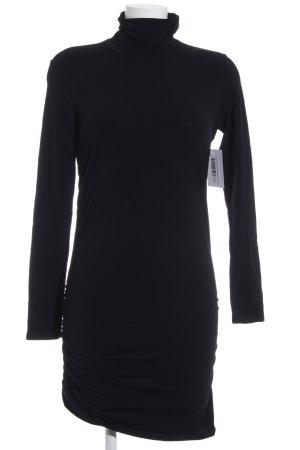 Marccain Pulloverkleid schwarz schlichter Stil