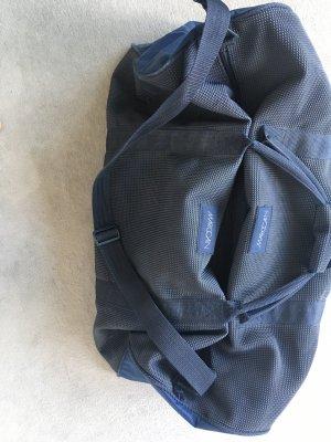 Marc Cain Travel Bag dark blue