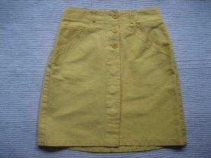 marccain rock gelb mini neu gr. xs 34