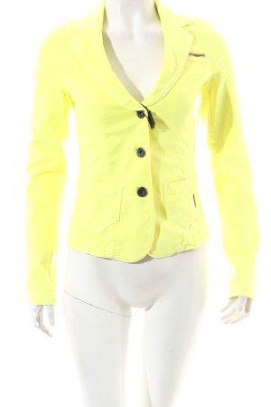 Marccain Sports Blazer neon yellow elegant