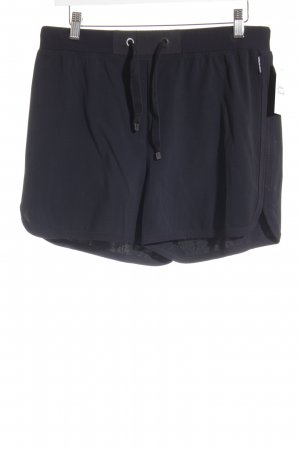 Marccain Sports Sport Shorts black retro look