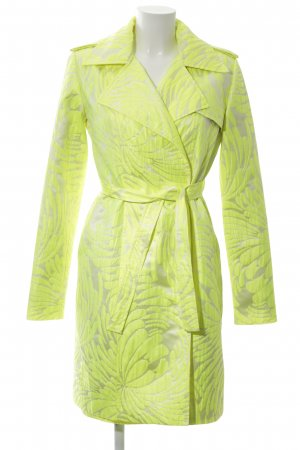 Marcel Ostertag Woven Twin Set green abstract pattern extravagant style