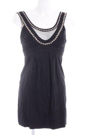 Marciano Minikleid schwarz-silberfarben Party-Look