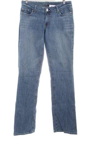 Marciano Straight-Leg Jeans himmelblau meliert Casual-Look