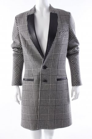 Marciano Wool Coat With Leather Collar