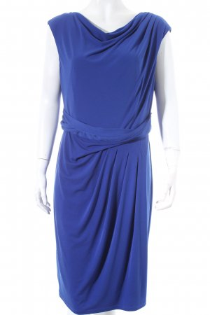 Marco Pecci Cocktailkleid blau Elegant