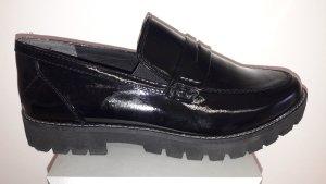 Marco  Pecci Lack Schuhe Gr. 41