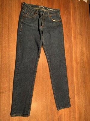 Marc O'Polo Slim Jeans steel blue cotton