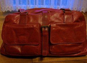 Marc O'Polo Carry Bag brick red