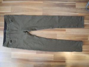 Marc O'Polo Breeches green grey-khaki