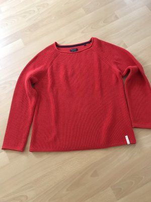 Marco Polo Pullover Rot Gr. L(40) Baumwolle