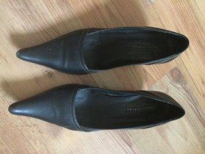 Marco Polo Pumps Leder gr.39 Schuhe