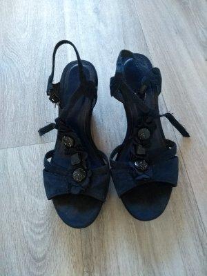 Marco Tozzi Sandalo blu scuro