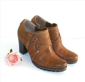 Marco Tozzi Ankel Boots gr.37 Boots Stiefelette Edel Design