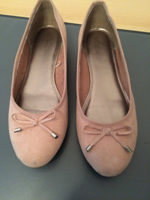 Marco Tozzi Ballerinas pink-dusky pink