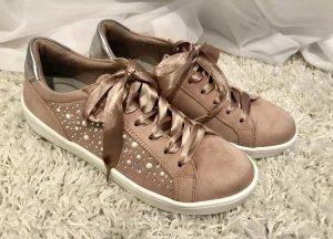Marco Tozzi Damen Sneakers in rose