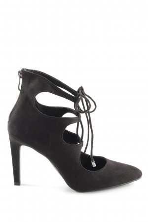 Marco Tozzi High Heel Sandaletten schwarz Elegant