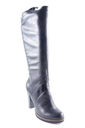 Marco Tozzi High Heel Boots black casual look