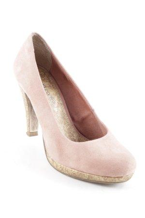 Marco Tozzi High Heels altrosa Elegant