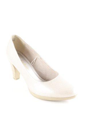 Marco Tozzi High Heels beige Elegant