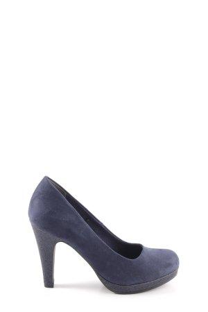Marco Tozzi High Heels blau Elegant