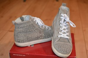 MARCO TOZZI Hohe Sneaker mit Strass